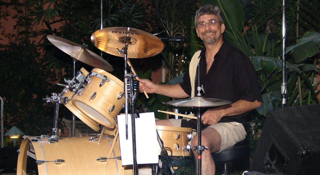 2008: Black Pearl playing Hotel de Anza, downtown San Jose.