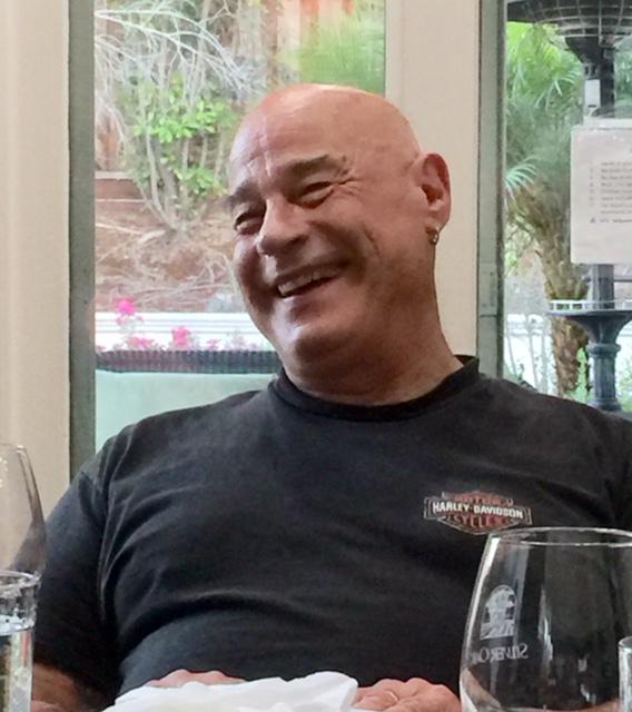 John at People! reunion in Santa Cruz. 2018