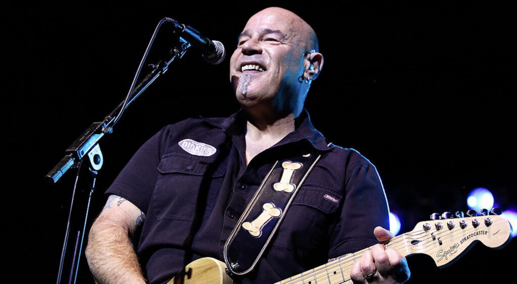 John with Creedence Clearwater Revisited. lead vocals, rhythm guitar (1995-2016)