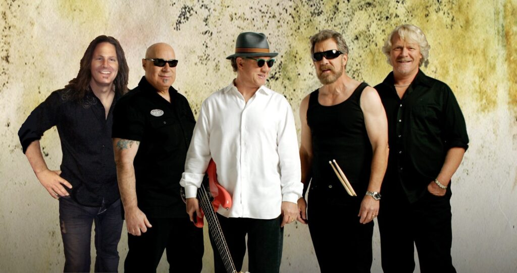 Creedence Clearwater Revisited. lead vocals, rhythm guitar (1995-2016)
