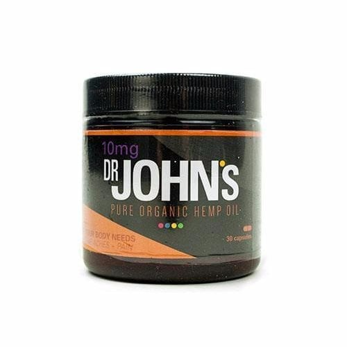 Dr. John's Remedies   Dr. John's Remedies CBD Hemp Oil