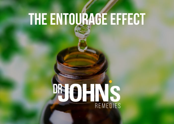 """Terpenes and the """"Entourage Effect"""""""