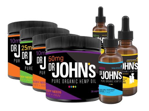 Dr. John's Remedies | Dr. John's Remedies CBD Hemp Oil | organic Hemp Oil