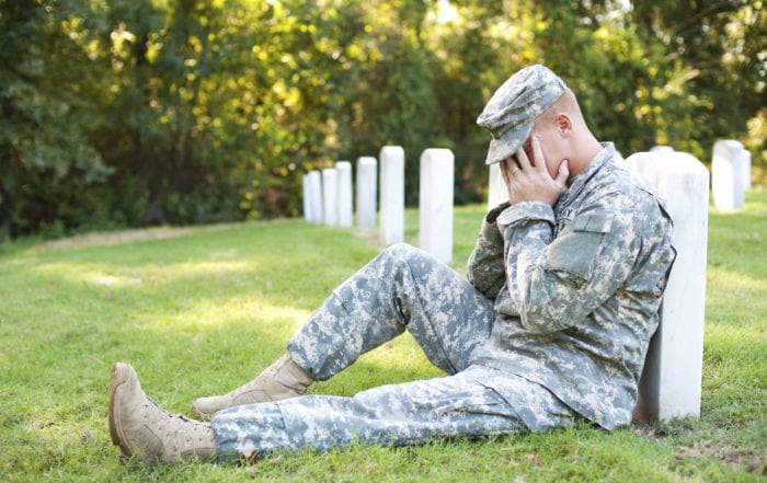 veterans ptsd cbd hemp oil pain management anxiety stress