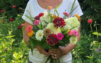 Summer Bouquet Making