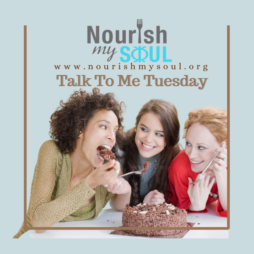 Food Cravings - Talk to me Tuesday