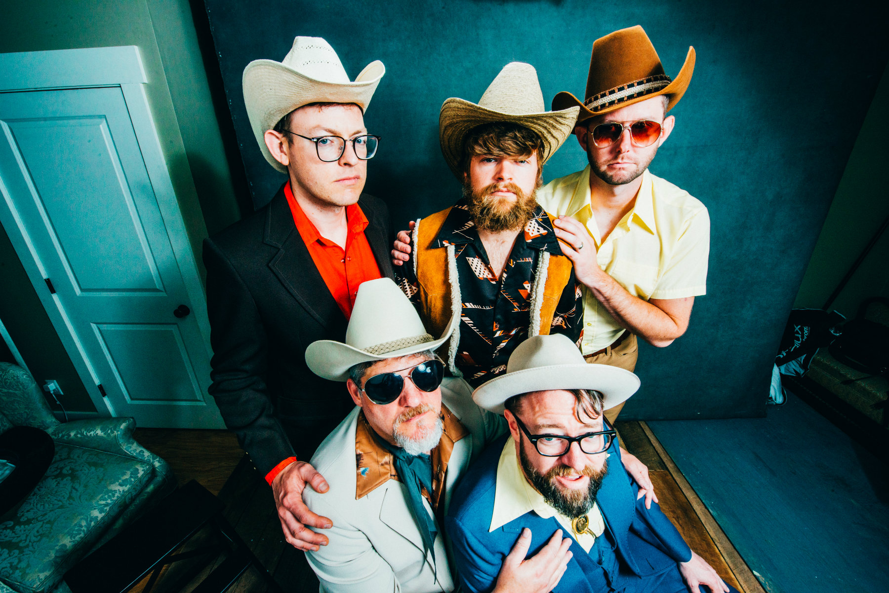 Spinal Tap meets Americana: Musical parody band The Cleverlys transform today's hits into bluegrass standards