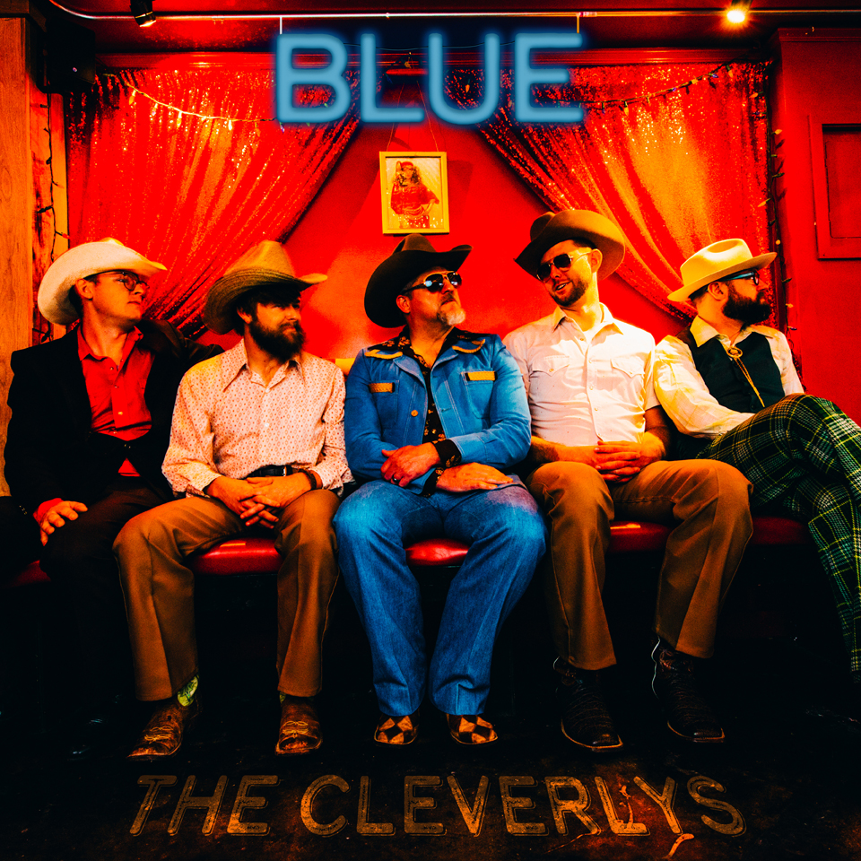 "New Album ""Blue"""