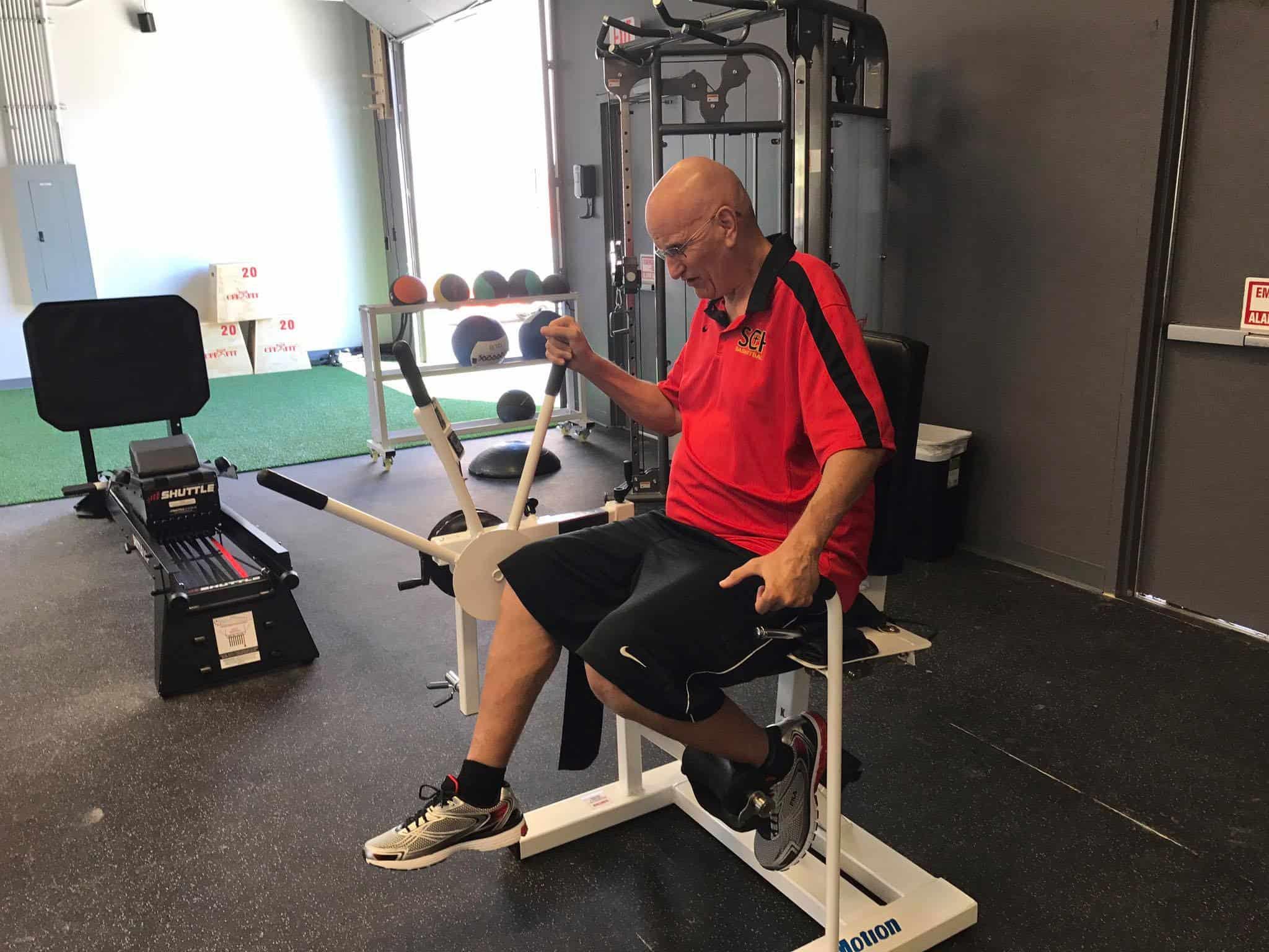 Post Rehab Training