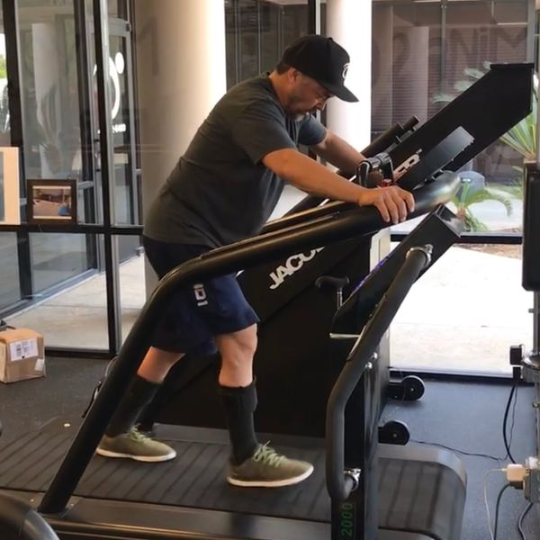 Post Rehab Training at Move Physical Therapy
