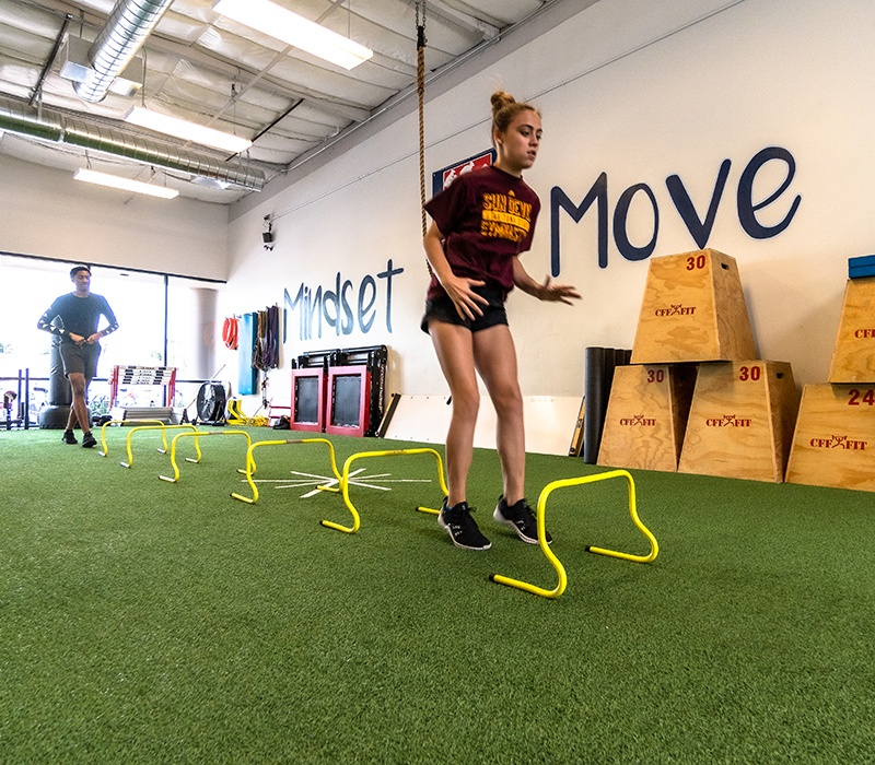 Move Performance Training
