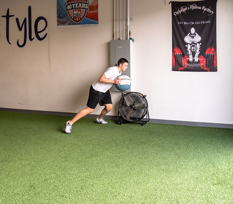 Sports Performance Training Football