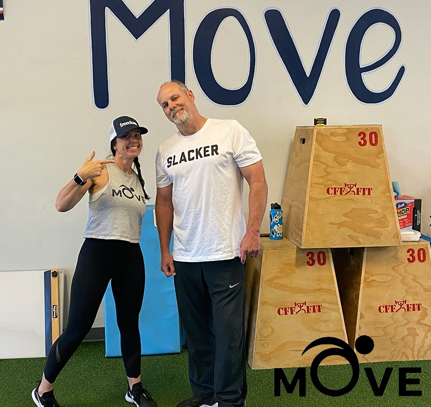 Jackie Dunn Move Physical Therapy