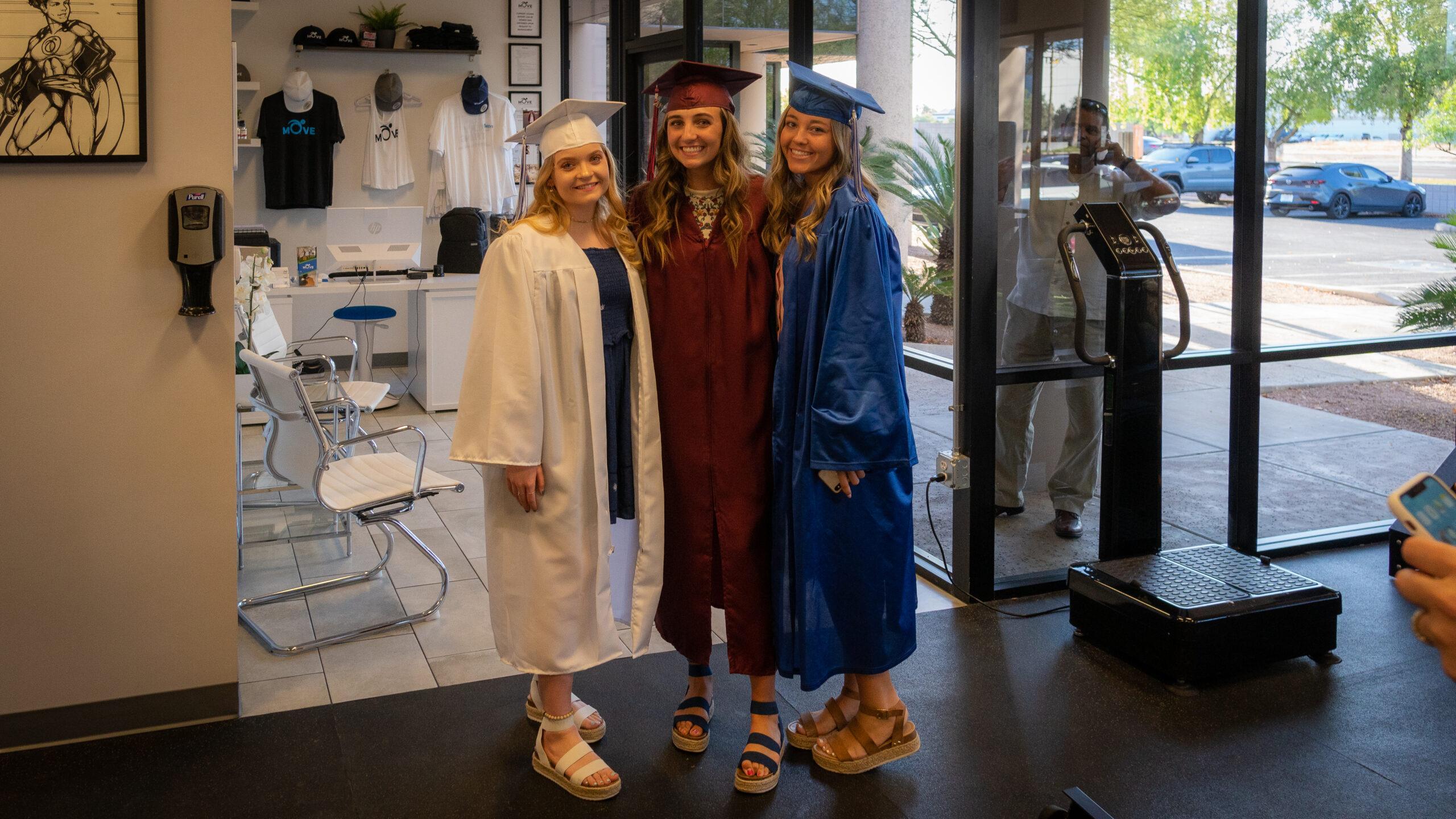 Move Graduation High School