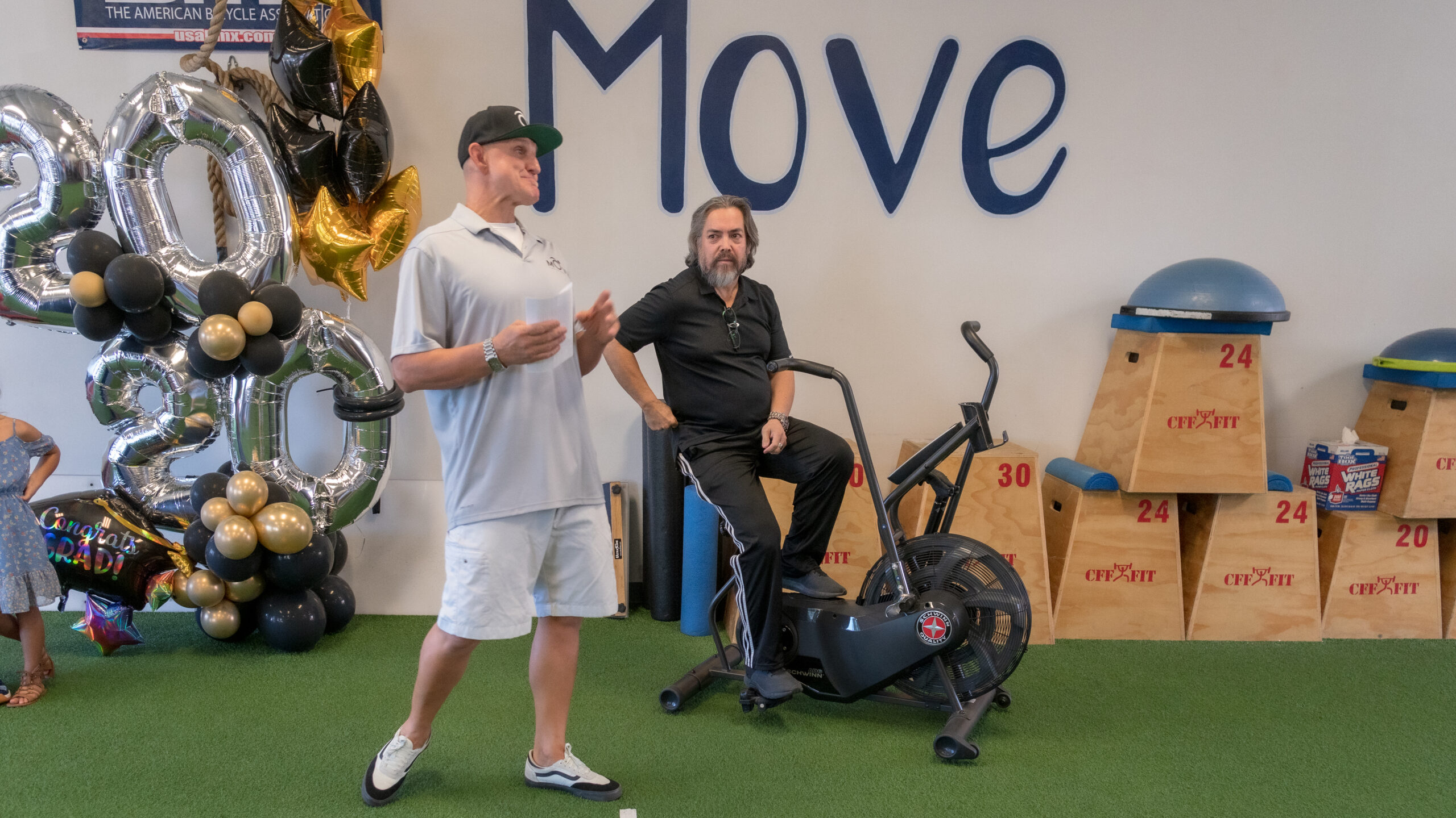 Move Human Performance Center and Physical Therapy Chad