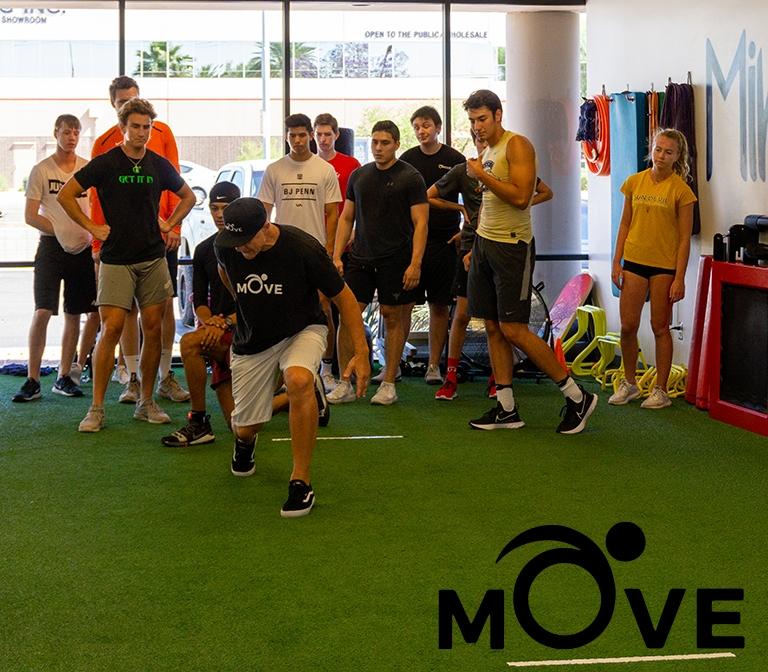 Sports Performance training-MOVE