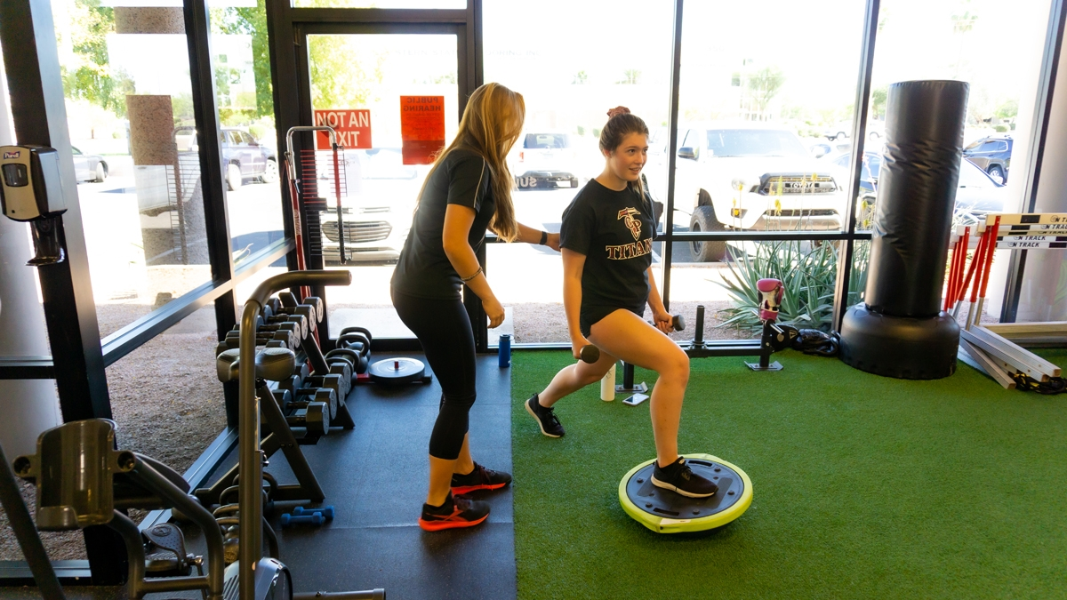 Sports injury recovery ACL