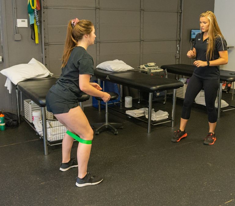 acl recovery therapy