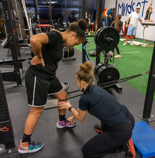 Sports Performance Training Sessions