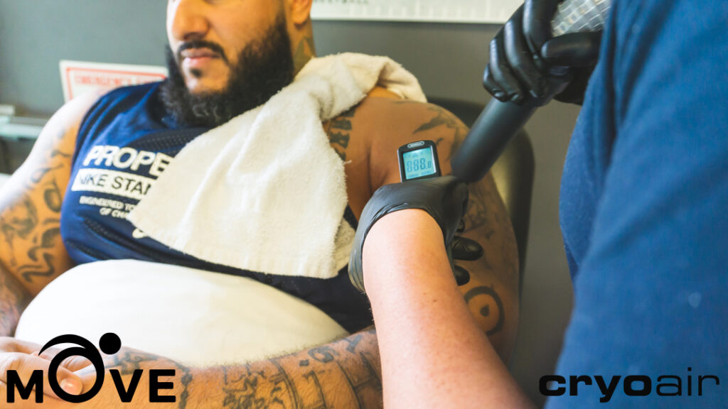 Revive Services at Move Cryotherapy