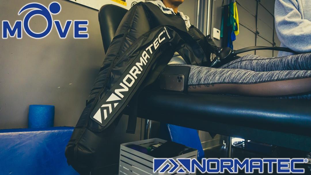 NormaTec Compression Therapy