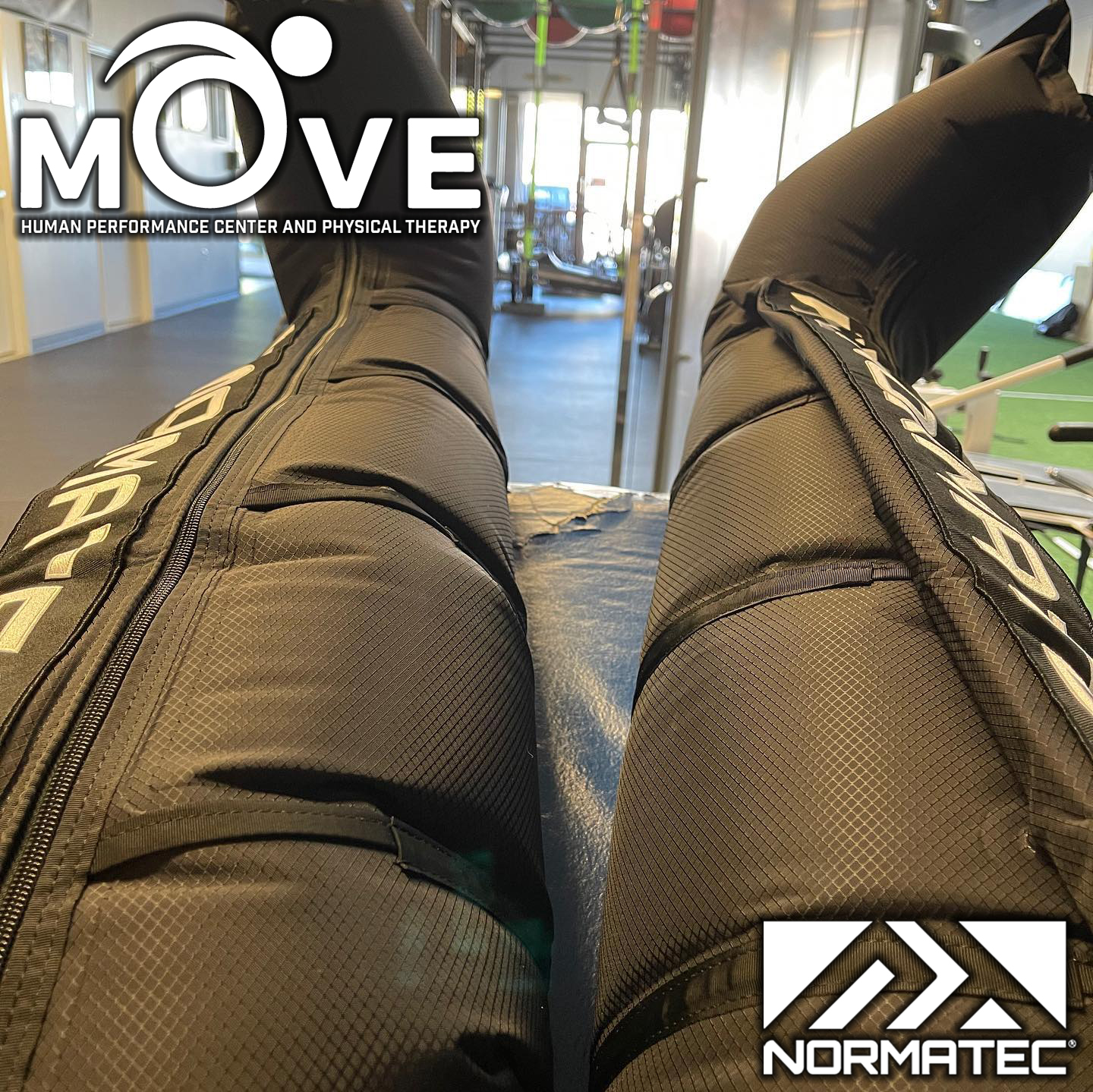 Compression Therapy at Move Physical Therayp
