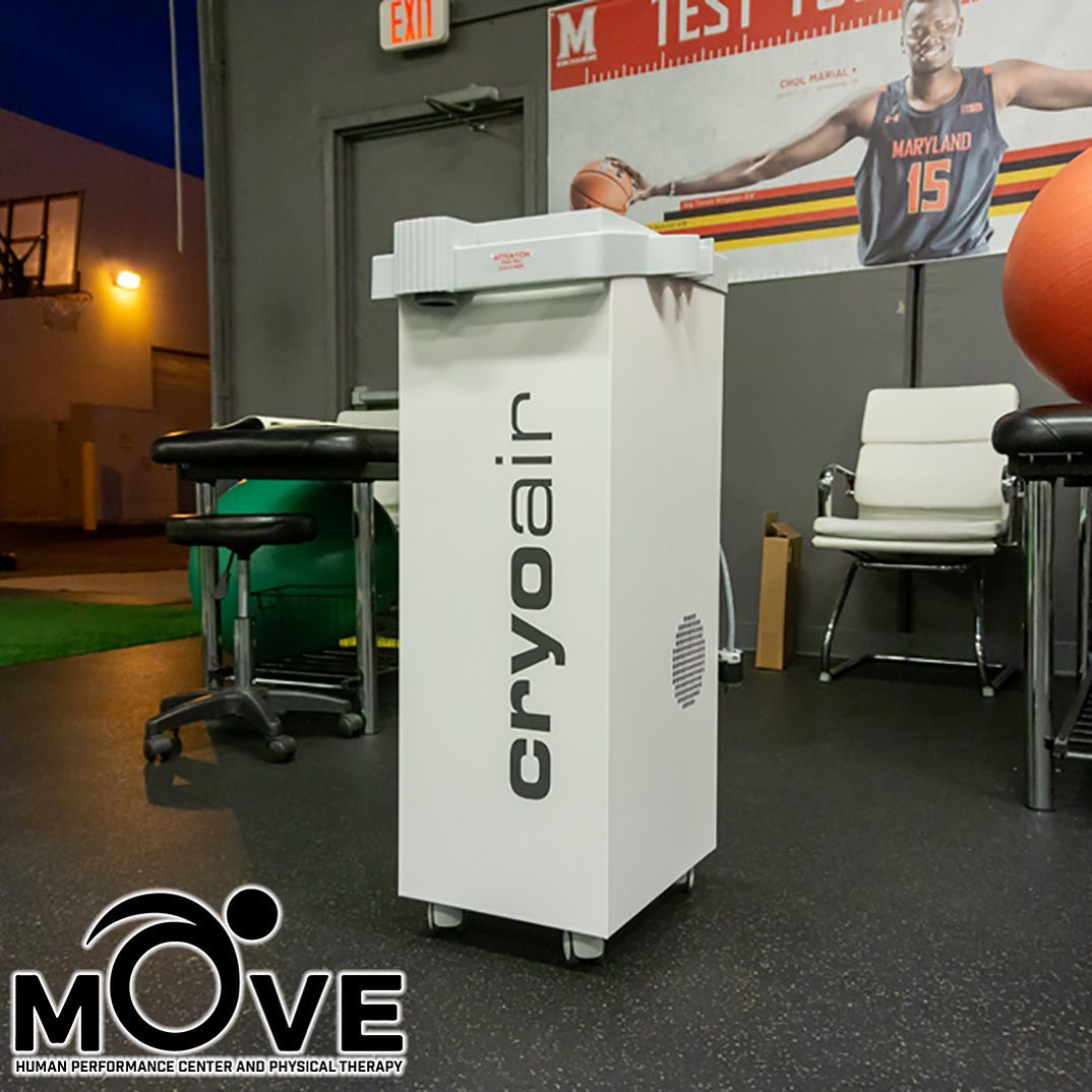 Cryotherapy at Move Physical Therapy Near Me