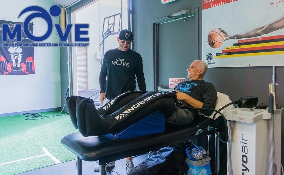 normatec at move compression therapy