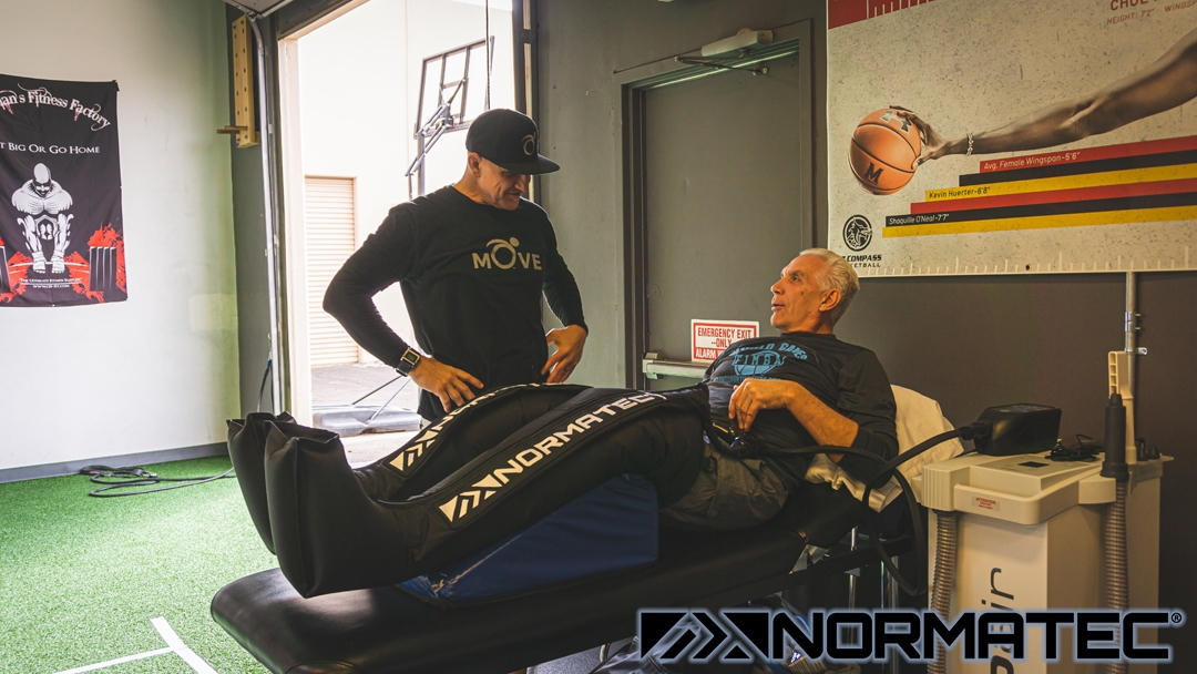 compression therapy normatec