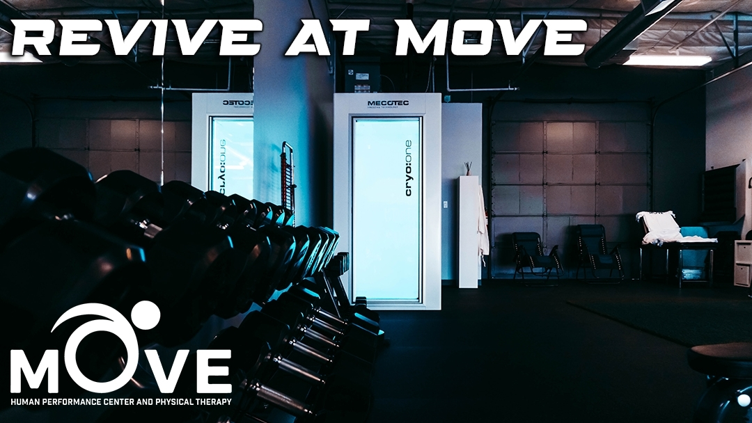 CryoTherapy sessions at Move