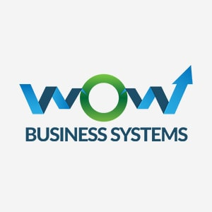 WOW Business Systems Logo