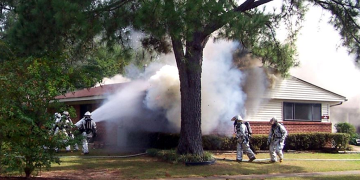 How to Get Smoke Smell out of House after a Fire