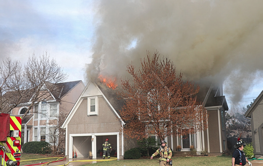 smoke damage home insurance