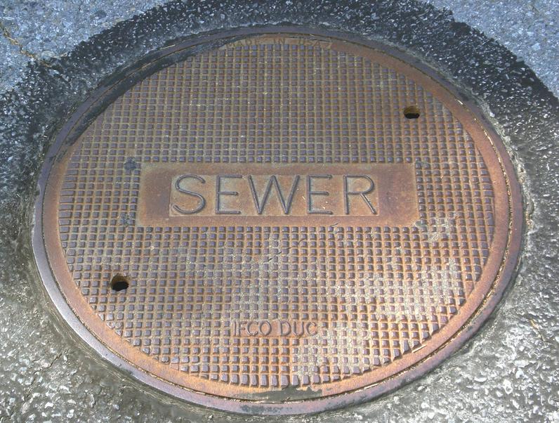 sewer backups