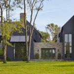 Nashville Contractor Builds Contemporary Farmhouse in Davidson County