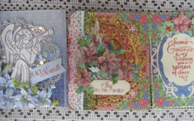 Oct. 19, Sat. Heartfelt cards with Lynda 9:30 – 11:30 a.m.