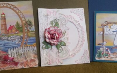 Heartfelt Card class Feb. 22nd, Sat.
