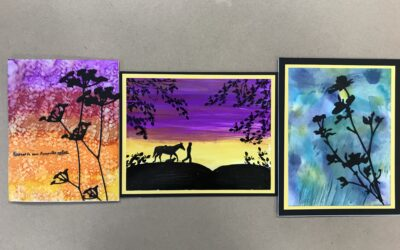 Date to be Later… Alcohol Ink Class – April 4 Sat. please call