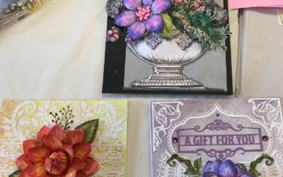 Moved to Mar. 4 from Feb. 25, Thurs. – Heartfelt 3 sophisticated cards!