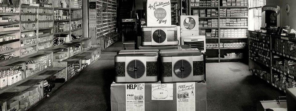 Southern Refrigeration on Jefferson Street in Roanoke, Va.