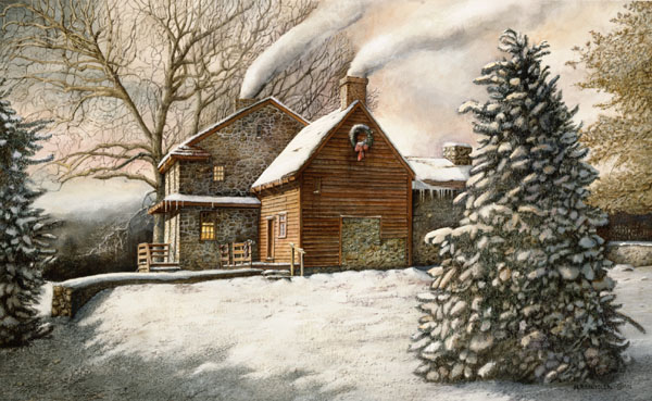 Brandywine Christmas by Nick Santoleri