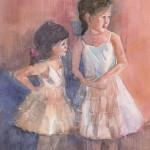 Dancers by Anne Santoleri Whalon