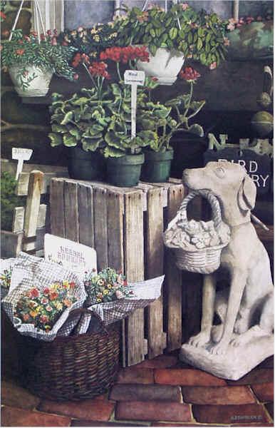 Herbal Bouquet by Nick Santoleri