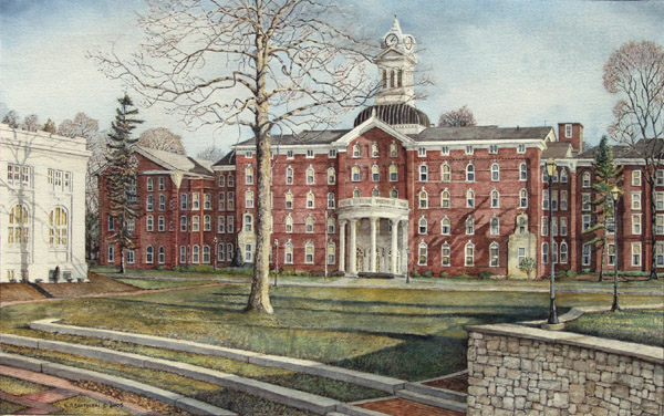 Kutztown University by Nick Santoleri