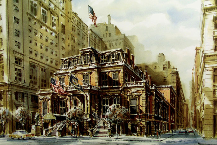 The Union League by William Ressler
