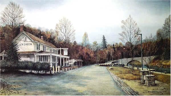 Valley Green Inn (1) by Nick Santoleri