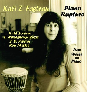 Kali Z. Fasteau CD