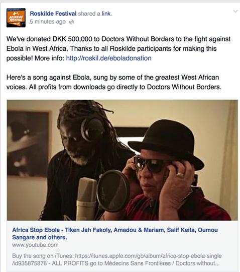 Africa Stop Ebola