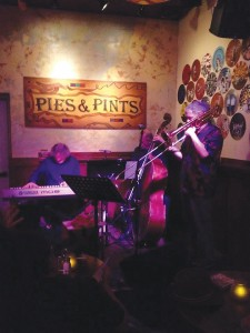 Seattle (FTMS) activist and Local 76-493 (Seattle, WA) board member Marc Smason performs at FTMS venue Ples & Pints