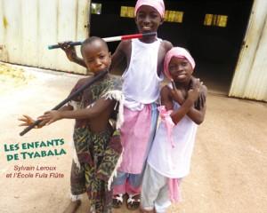 Enfants Tyabala CD